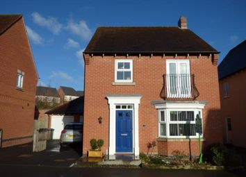 Thumbnail 4 bed detached house for sale in Greenmount Street, Church Gresley, Swadlincote, Derbyshire