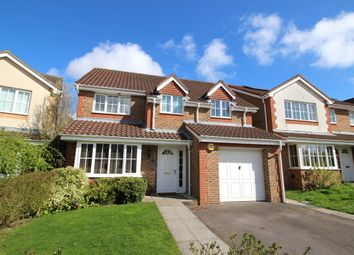 Thumbnail 4 bed detached house for sale in Squirrel Close, Park Gate, Southampton