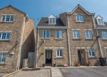 Thumbnail 3 bed town house for sale in Loxley Close, Bradford