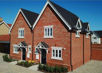 Thumbnail 2 bedroom semi-detached house for sale in Grange Road, Tiptree, Colchester