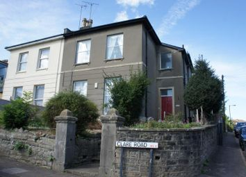 Thumbnail 2 bed flat to rent in Clare Road, Cotham, Bristol