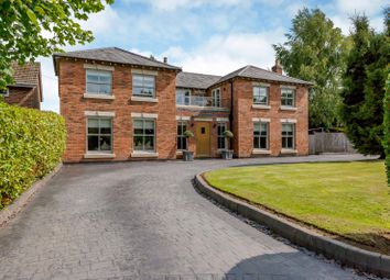 Thumbnail 5 bed property for sale in St. Mary's Close, Newton Solney, Burton-On-Trent, Staffordshire