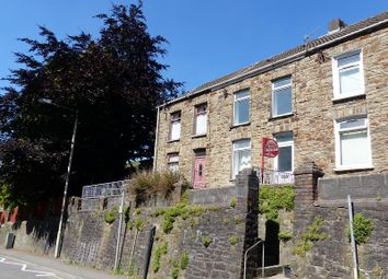 Thumbnail 3 bedroom terraced house to rent in Oxford Street, Pontycymmer, Bridgend, Mid Glamorgan.