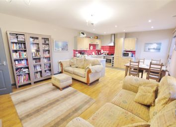 Thumbnail 2 bed flat for sale in Brunel House, St. James Road, Brentwood, Essex