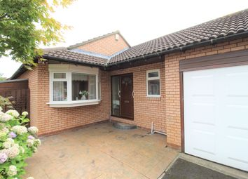 Thumbnail 3 bed bungalow for sale in Whiteford Place, Seghill, Cramlington