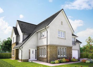 "Thumbnail 5 bedroom detached house for sale in ""The Lowther"" at Jardine Avenue, Falkirk"