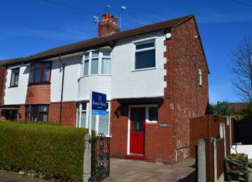 Thumbnail 3 bedroom semi-detached house to rent in Hurdsfield Road, Offerton, Stockport