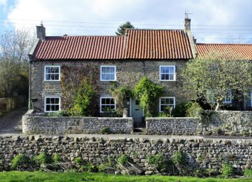 Thumbnail 4 bed link-detached house for sale in Leyburn Road, Hunton, Bedale