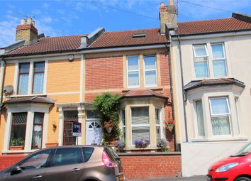 Thumbnail 2 bed terraced house for sale in Elmdale Road, The Chessels, Bristol