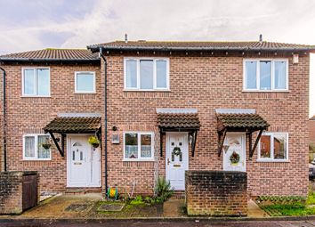 Thumbnail 2 bed terraced house for sale in Stevens Close, Hampton