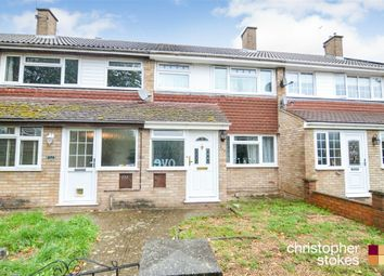 Thumbnail 3 bed terraced house for sale in Perrysfield Road, Cheshunt, Waltham Cross, Hertfordshire