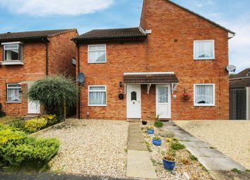 Thumbnail 3 bed semi-detached house for sale in Fleetwood Court, Swindon, Wiltshire