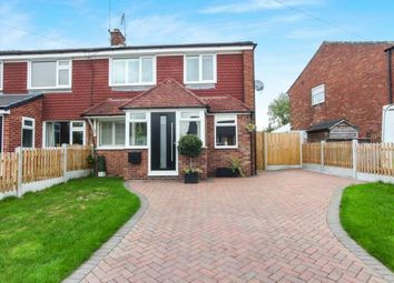 Thumbnail 3 bed semi-detached house for sale in Orme Crescent, Tytherington, Macclesfield, Cheshire