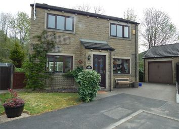 Thumbnail 3 bed detached house for sale in Beckside House, Beckside Close, Trawden, Lancashire