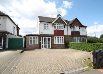 Thumbnail 4 bed semi-detached house for sale in Limpsfield Road, Sanderstead, South Croydon