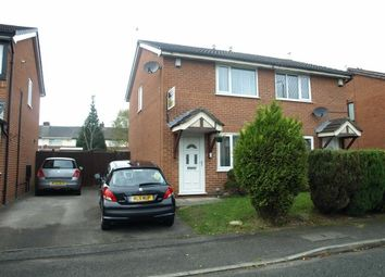 Thumbnail 2 bed semi-detached house for sale in Riverside Road, Manchester