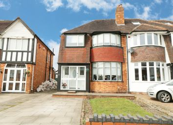 Thumbnail 3 bed semi-detached house for sale in Moreton Road, Shirley, Solihull