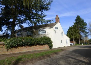 Thumbnail 4 bedroom detached house to rent in Waterside, Isleham, Ely
