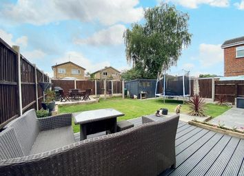 Thumbnail 4 bed detached house to rent in Swan Close, Whittlesey, Peterborough