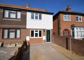Thumbnail 2 bed semi-detached house for sale in Grenville Avenue, Wendover, Aylesbury