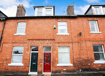Thumbnail 3 bed terraced house for sale in Cranbourne Road, Carlisle