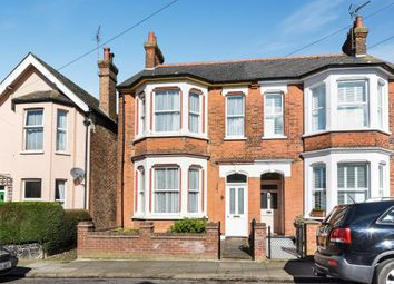 Thumbnail 3 bed semi-detached house for sale in Strafford Road, High Barnet