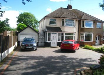 3 bed semi-detached house for sale in Tile Hill Lane, Coventry CV4