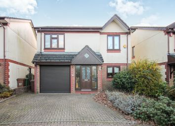 Thumbnail 4 bed detached house for sale in Priory Mill, Plympton, Plymouth