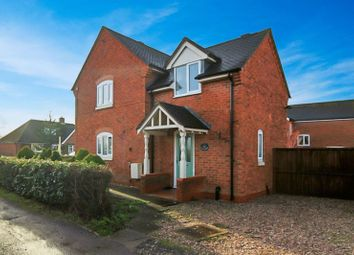 Thumbnail 3 bed detached house for sale in Wrenbury Heath Road, Wrenbury, Nantwich