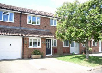 Thumbnail 3 bed terraced house for sale in Russet Close, Hersham, Walton-On-Thames