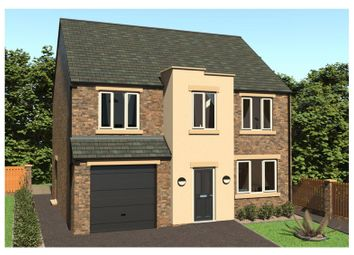 Thumbnail 4 bed detached house for sale in Plot 3 - Petersfield, Elvin Way, Chesterfield