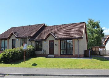 Thumbnail 2 bedroom semi-detached bungalow for sale in 11 Alltan Place, Culloden, Inverness