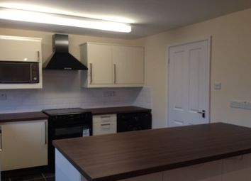 Thumbnail 3 bed terraced house to rent in Capel Y Graig, Bangor
