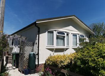 Thumbnail 2 bed mobile/park home for sale in Poplar Park, Long Wittenham, Abingdon
