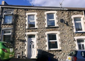 Thumbnail 3 bed terraced house to rent in Evan Street, Treharris