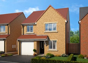 "Thumbnail 4 bedroom property for sale in ""The Ludlow At Thornvale"" at South View, Spennymoor"