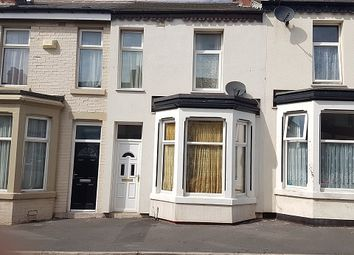 Thumbnail 1 bedroom terraced house for sale in Ribble Road, Blackpool