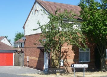 Thumbnail 3 bed semi-detached house to rent in Belvoir Way, Somercotes