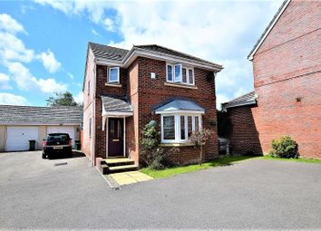 Thumbnail 3 bed detached house for sale in Maes Yr Eglwys, Church Village