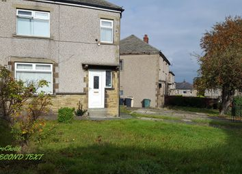 Thumbnail 3 bed semi-detached house for sale in Wellbeck Drive, Bradford