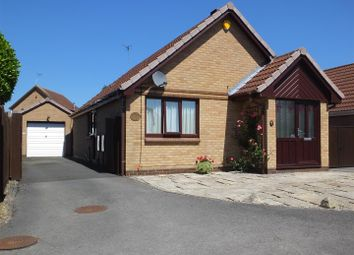 Thumbnail 2 bed bungalow for sale in Longbow Grove, Stretton, Burton-On-Trent