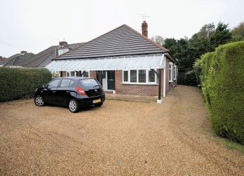 Thumbnail 2 bed detached bungalow for sale in White Hart Lane, Portchester, Fareham