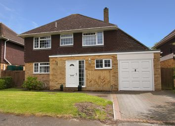 Thumbnail 5 bed detached house for sale in The Fairway, Bullockstone, Herne Bay, Kent