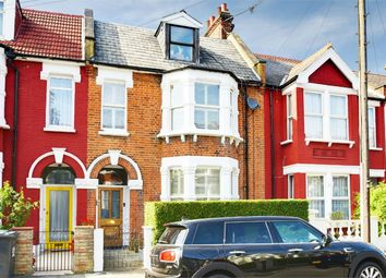 Thumbnail 4 bed terraced house for sale in Leicester Road, East Finchley, London