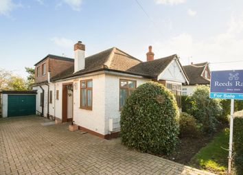 Thumbnail 4 bed bungalow for sale in Kemp Road, Whitstable