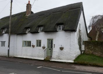Thumbnail 2 bed cottage to rent in High Street, Sharnbrook, Bedford