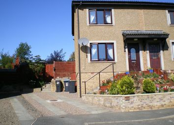 Thumbnail 2 bed semi-detached house for sale in Eildon View, Melrose, Scottish Borders