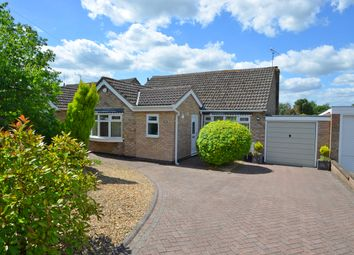 Thumbnail 3 bed detached bungalow for sale in Wordsworth Road, Shakespeare Gardens, Rugby