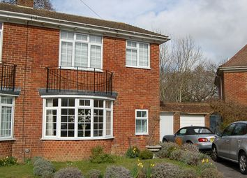 Thumbnail 3 bed semi-detached house to rent in Silverdale, Hassocks