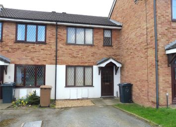 Thumbnail 2 bed terraced house for sale in Llys Close, Oswestry, Shropshire